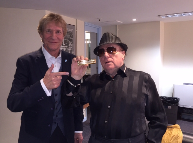 Paul Jones and Van Morrison