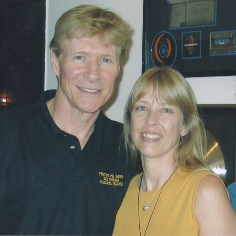 Paul Jones and Carla Olson 2008