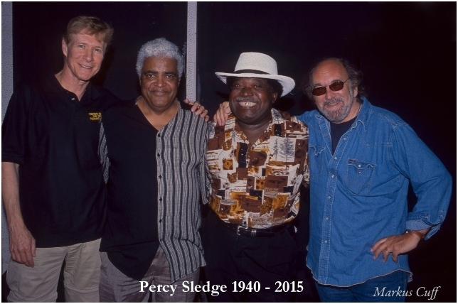Percy Sledge 1940 - 2015